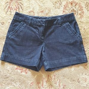 The Limited 917 Denim Shorts Size 8